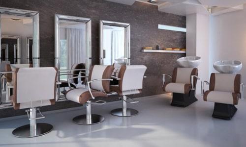 سالن آرایشگاه مخصوص کوتاهی مو
