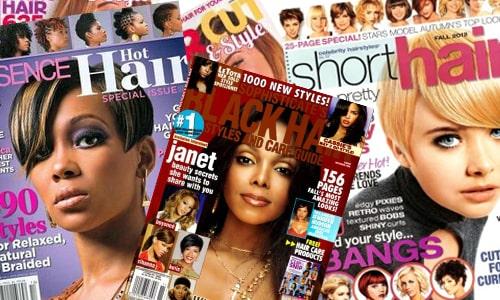 مجلات روز کوتاهی مو