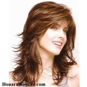 کوتاهی مو انواع کوتاهی مو مدل کوتاهی مو تا سرشانه هنرآموزان