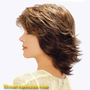 مدل کوتاهی مو ویولت