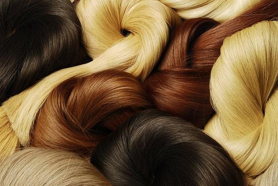 ترکیب رنگ مو چرخه