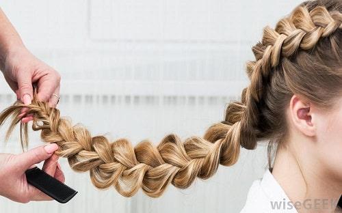 بافت مو آماده سازی