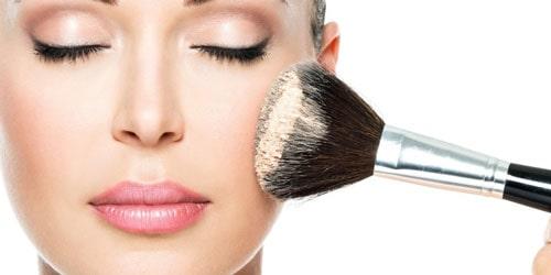 آرایش کامل پودر فیکس