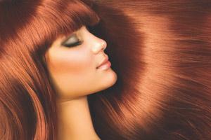 رنگ مو برای پوست تیره