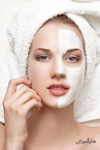 پاکسازی پوست و ماسک پوست