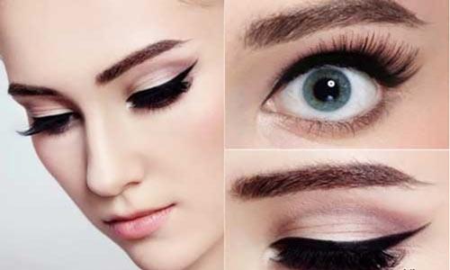 انواع مدل چشم