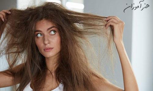 هیدراته مو