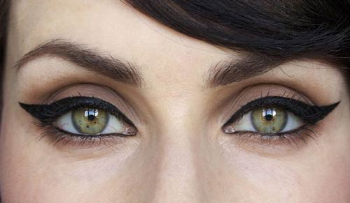 تاتو خط چشم