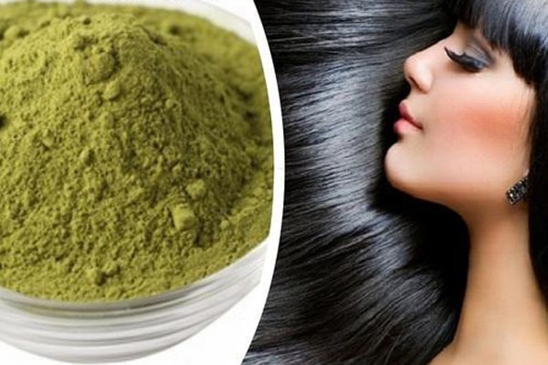 صاف کردن مو با حنا