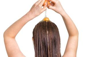 صاف کردن مو با روش های خانگی