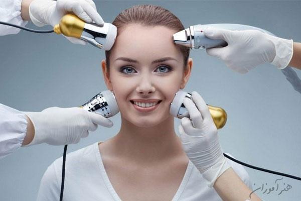 هیدرودرمی یا آبرسانی به پوست - پاکسازی پوست
