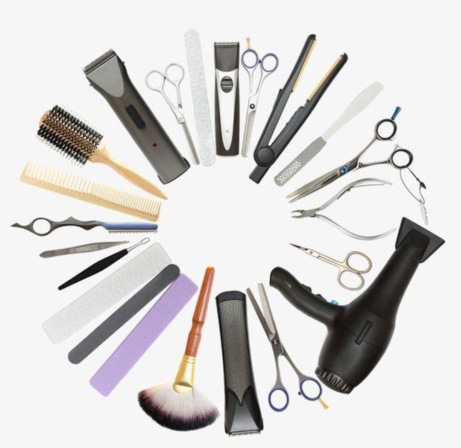 ابزار آرایش و پیرایش