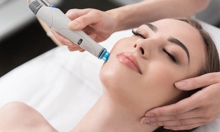 آموزش پاکسازی پوست