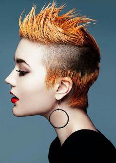نمونه کوتاهی مو