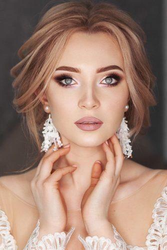 نمونه کار آرایش عروس