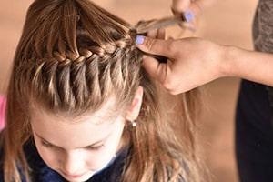 آموزش بافت مو شاخص