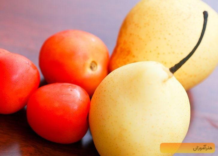 میوه برای محافظت از مو