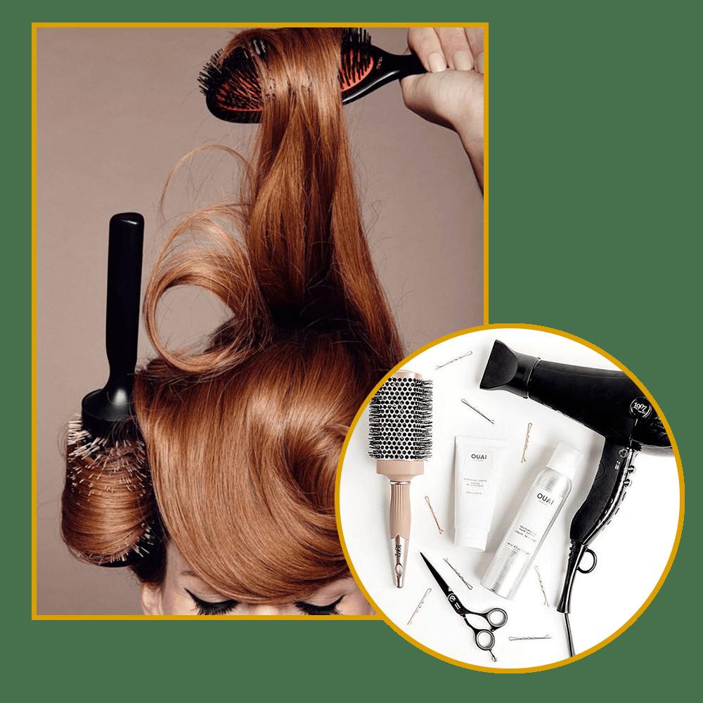 دوره آموزش آرایشگری مراقبت و زیبایی مو