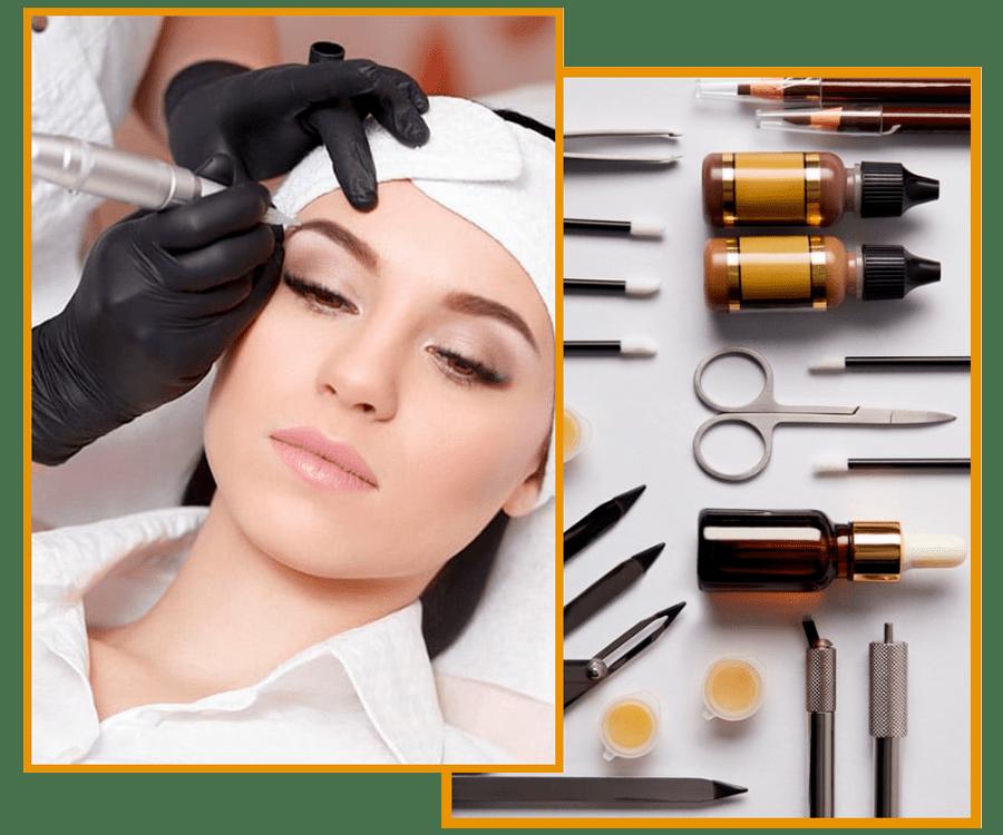 مقالات آموزشی آرایشگری آرایش دائم
