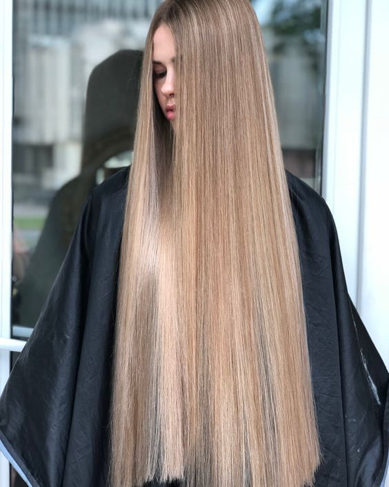 آموزش کراتینه مو