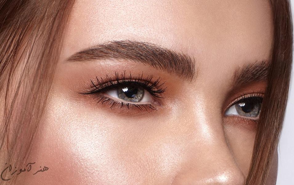میکاپ چشم