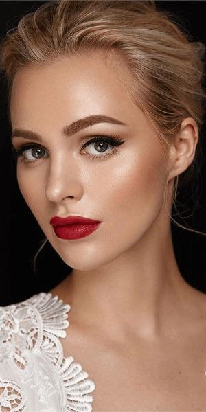 آموزش آرایش صورت سکشن سوم
